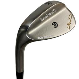 Cleveland 588 RTX 2.0 RTG Tour Raw Wedges - Right Hand - Cho