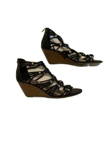Steve Madden Strappy Wedge Style Size NWOT