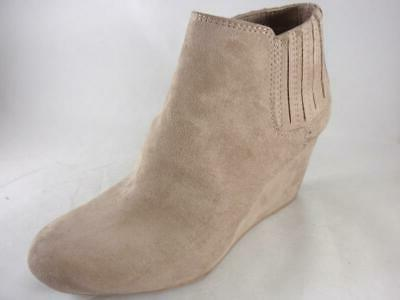 Dolcetta Kimmy Booties Beige Ankle Dress NEW