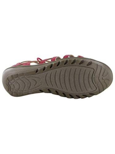 Skechers Lace-Up Terrace, Red,