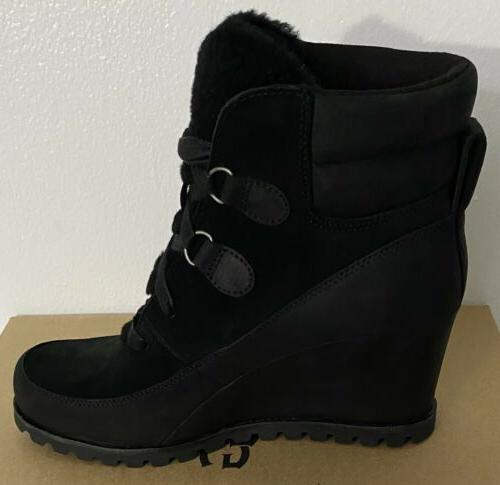 New UGG Valory Leather/Suede Waterproof Boot Color