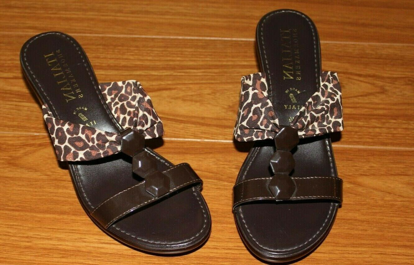 NWOT Animal Wedges by Size 1/2