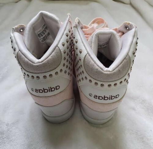 Women's Neo Wedge Sneakers Gold Blush Pink