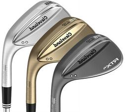Cleveland RTX 4 Wedges New - Choose Specs!