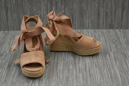 UGG Shiloh Wedge 1100974 Sandal, Women's Size 6, Ary NEW