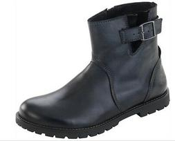 BIRKENSTOCK SHOES STOWE BLACK WOMAN BOOTS WOMEN'S NATURAL LE